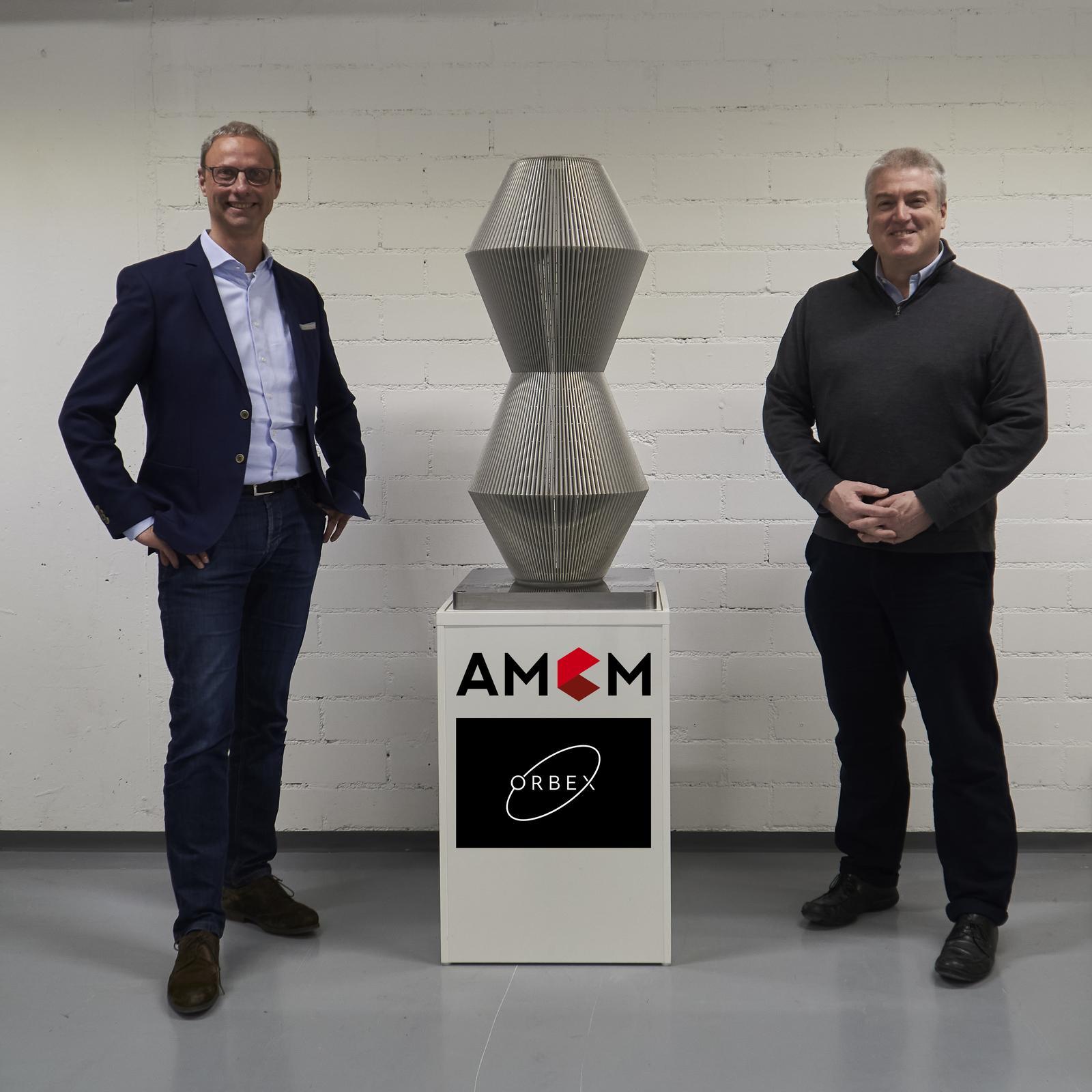 Martin Bullemer and Chris Larmour